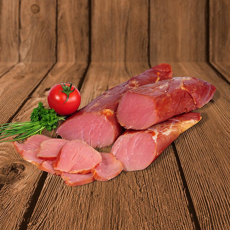 Schweinefilet geräuchert
